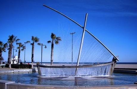 Playa de la Malva-Rosa