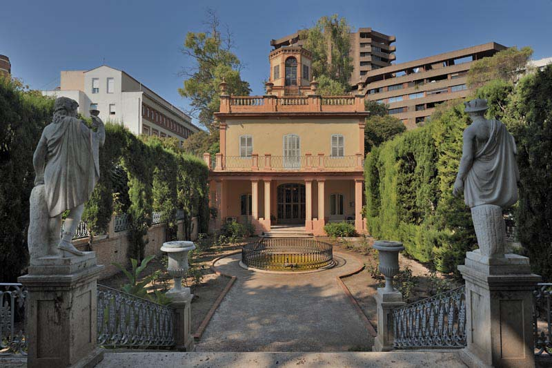 Jardines de Monforte  Love Valencia