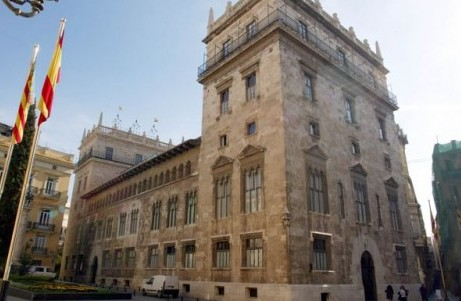 palau de la generalitat valenciana