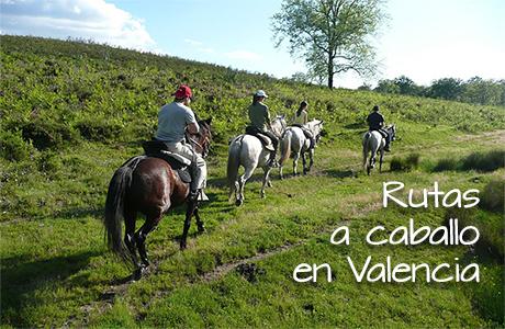 Rutas a caballo por Valencia