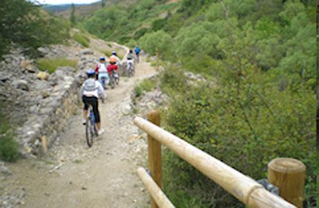 bici por montanejos