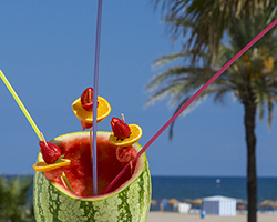 Restaurante Gabbana Beach Valencia