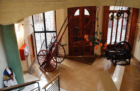 museo naranja