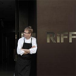 restaurante RiFF en valencia Bernd H. Knöller