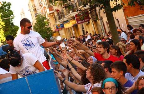 fiestas manises 2012