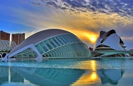 ciudad de las artes
