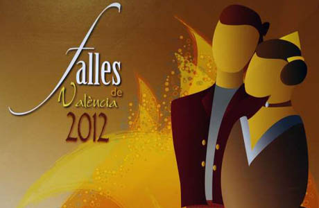 cartel fallas 2012