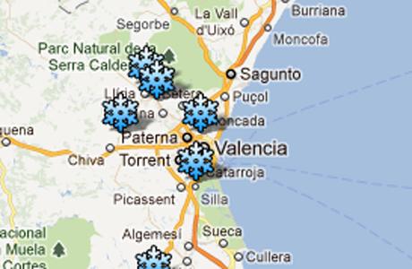 Temperaturas m nimas en valencia love valencia - El tiempo en catarroja valencia ...