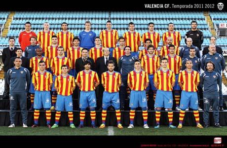 valencia cf 2011-2012