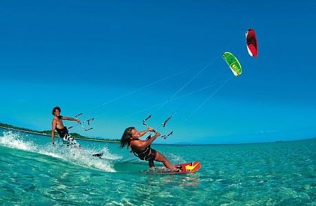 Kitesurf, sport
