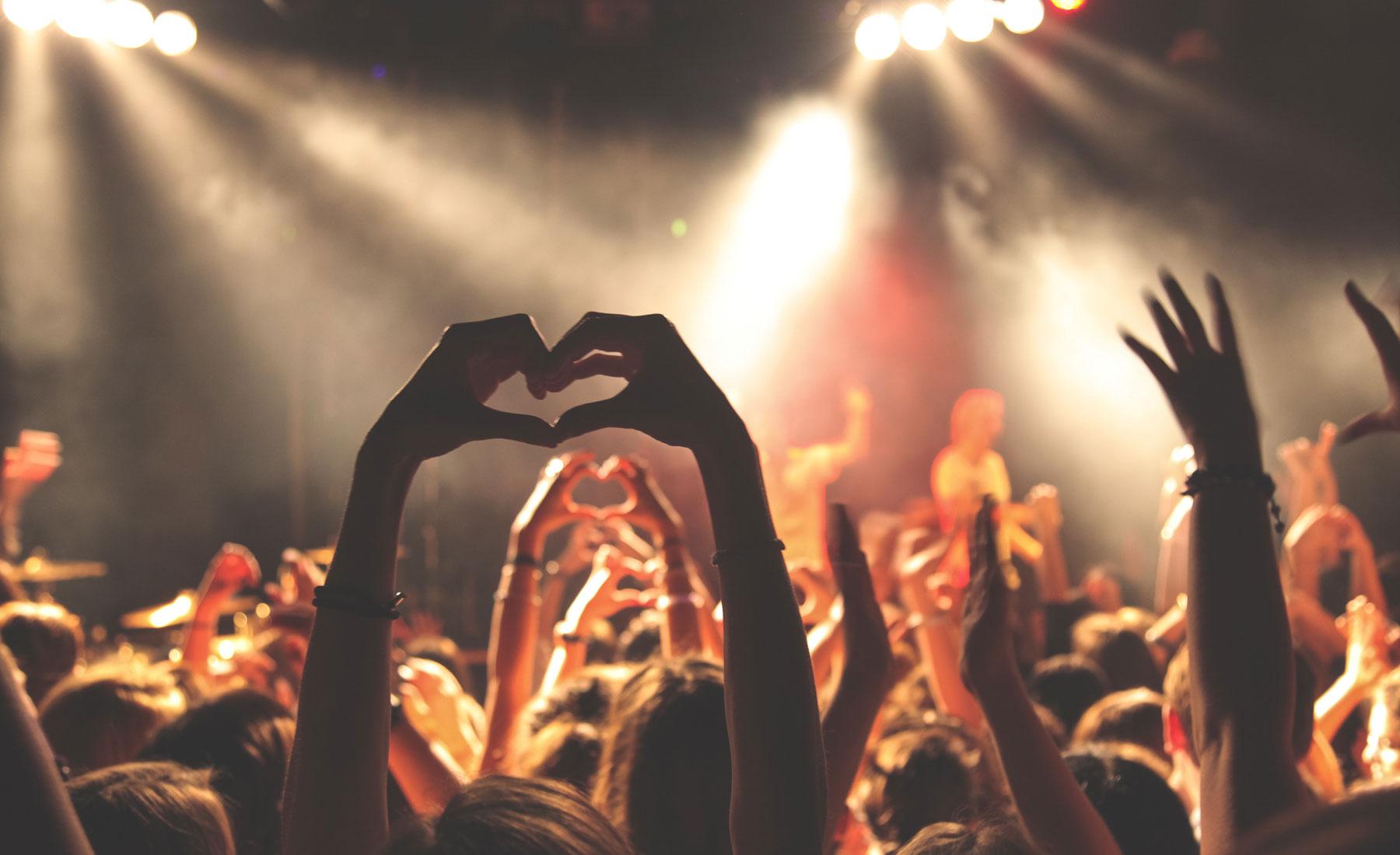 Resultado de imagen de conciertos viveros