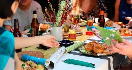 cenar con amigos en Valencia