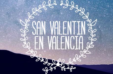 San Valentín en Valencia