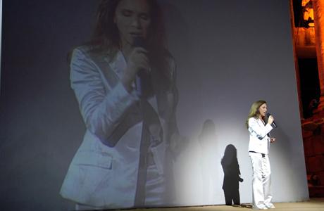 concierto ana belén valencia 2013