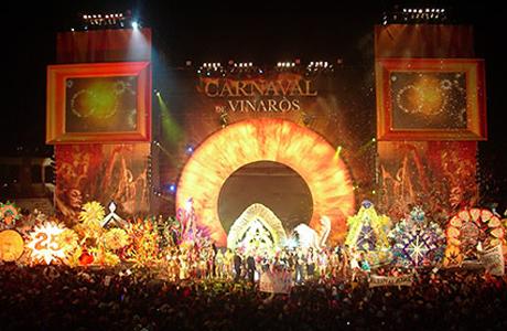 carnaval 2013 en los municipios de valencia