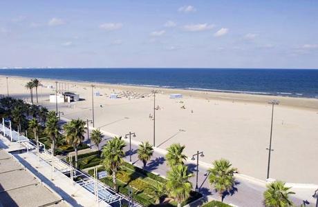 La Playa de las Arenas de Valencia