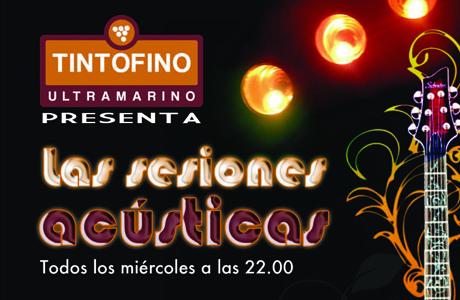 Tinto Fino Ultramarino Sesiones Acústicas Valencia