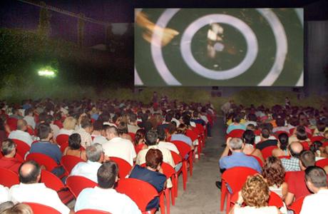 Cine de verano en la Terraza Lumiere 2013