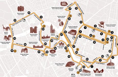 Maratón Valencia 2013