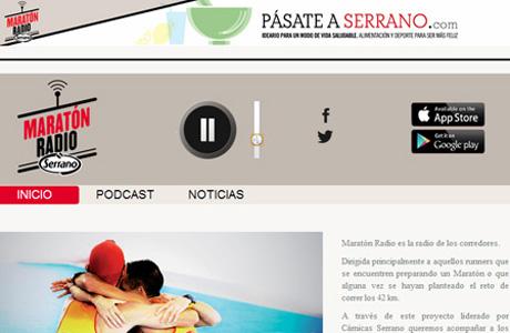 Radio Online Maratón Divina Pastora de Valencia