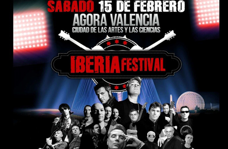 iberia valencia: