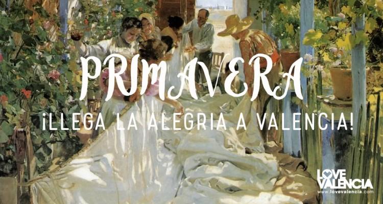 Qué hacer en primavera en Valencia