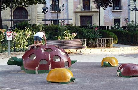 tortugas de la glorieta love valencia