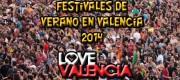 Festivales de música en Valencia 2014