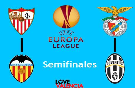 sorteo semifinales UEFA Europa League 2014