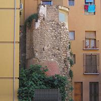 muralla árabe de Valencia