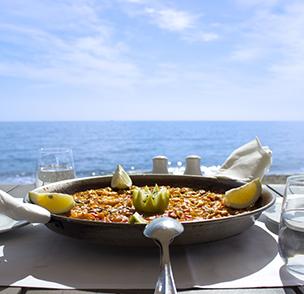 Dónde comer en las playas de Valencia