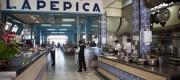 Interior del Restaurante La Pepica