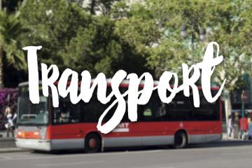 Transporte en Valencia