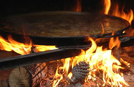 platos típicos de valencia