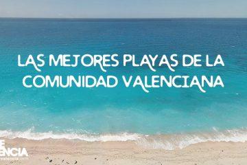 Playas con encanto en la Comunidad Valenciana