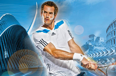 andy murray en el valencia open 500