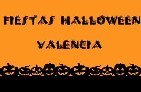 Fiestas Halloween en Valencia