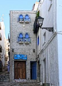 Casa de las Conchas Peñiscola