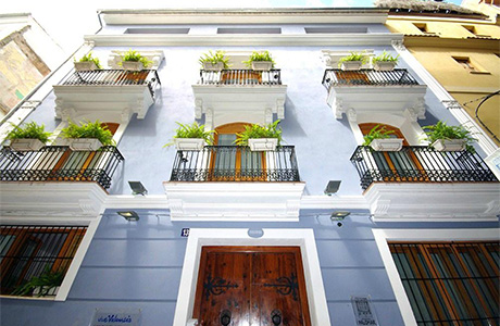 Apartamentos edificio palomar love valencia - Edificio palomar valencia ...