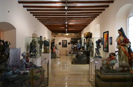 fallero artist museum