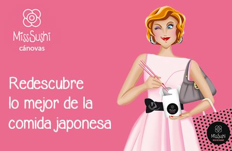 Miss Sushi Cánovas Valencia