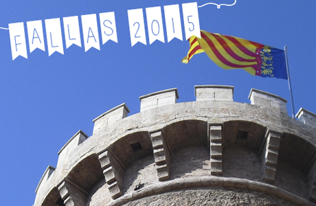 programación fallas 2015 Valencia