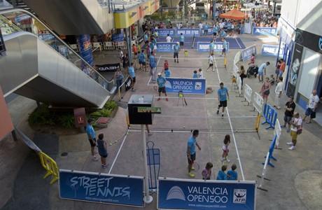 Valencia Open Street Tennis
