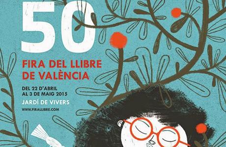 Feria del Libro 2015 Valencia
