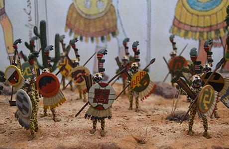 L'iber, Museo de soldaditos de plomo