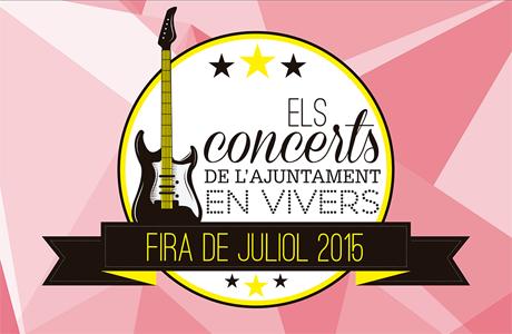 conciertos feria de julio 2015