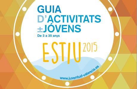 Guía de Actividades Jóvenes. Verano 2015