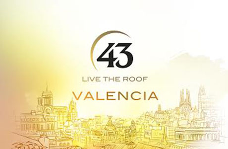 Live The Roof en Valencia