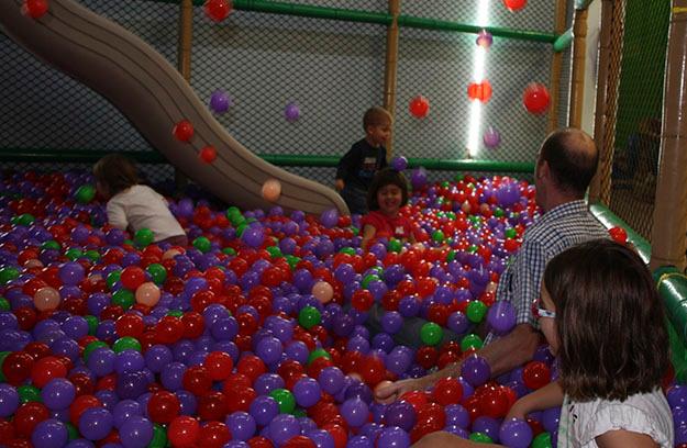 parque de bolas valencia