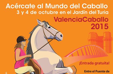 Tercera edición de Valencia Caballo 2015